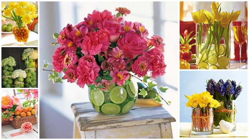 Meyve ve Çiçek