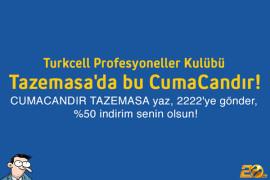 CumaCandır Kampanyası – Turkcell