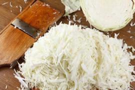 Derin Dondurucuda Beyaz Lahana Nasıl Saklanır?