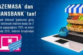 En Tazesi Tazemasa'dan İndirimi Finansbank'tan