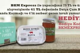 Bol Hediyeli BKM Express Kampanyası