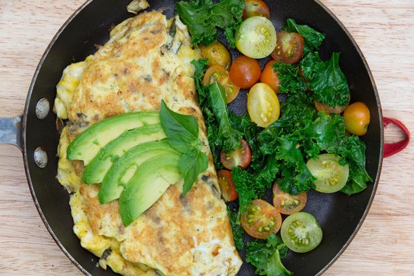 avokadolu-omlet-tarifi