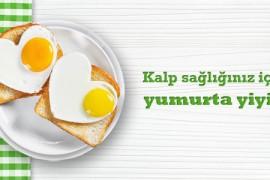 Kalp Sağlığınız İçin Yumurta Yiyin!