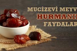 Mucize Meyve Hurmanın Faydaları