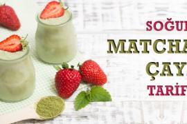 Soğuk Matcha Çayı