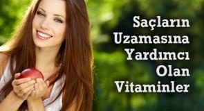 Saçlarınızın Uzamasına Yardımcı Olan En İyi Vitaminler