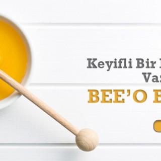 Keyifli Bir Kahvaltının Vazgeçilmezi: Bee'o