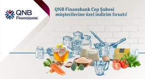 Eylül'de QNB Cep Şubesine Giriş Yapanlar tazemasa.com'da 30 TL İndirimi Kapıyor!