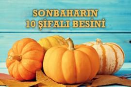 Sonbaharın 10 Şifalı Besini