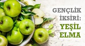 Gençlik İksiri Yeşil Elma