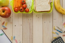 Sağlıklı Beslenme Çantası İçin Menü Önerileri