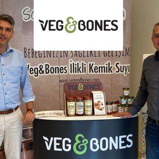 Hem Lezzetli Hem Sağlıklı Besinler Veg&Bones ile Sofralarınızda!