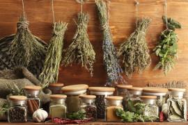 Baharat Giren Mutfağa Sağlık Girer