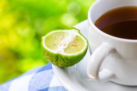 Bir Fincan Bergamotlu Çay