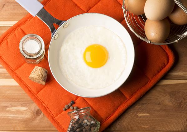 egg fried
