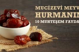 Mucize Meyve Hurmanın 10 Muhteşem Faydası